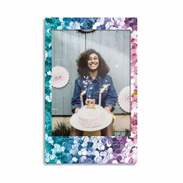 Fujifilm instax Mini Confetti Glass Film, Bunt metallic - 2
