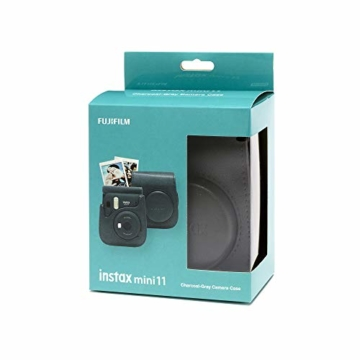 instax Mini 11 Camera case Charcoal 70100146244, anthrazit - 2