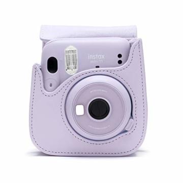 instax Mini 11 Camera case Lilac Purple, Flieder - 2