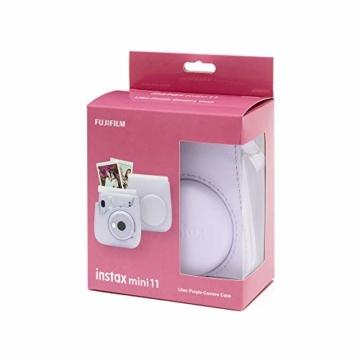 instax Mini 11 Camera case Lilac Purple, Flieder - 4