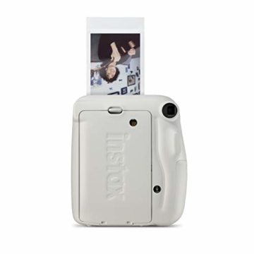 instax mini 11 Camera, Ice White - 4