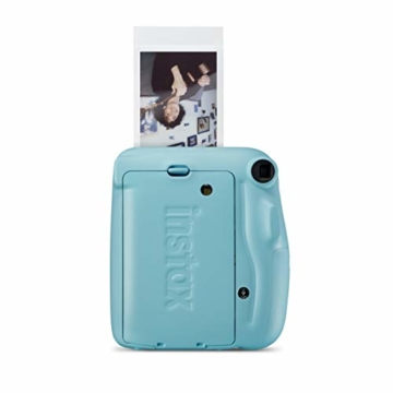 instax mini 11 Camera, Sky Blue - 3