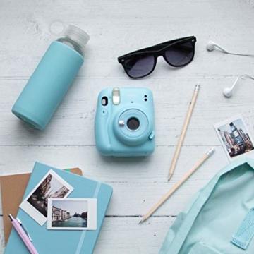 instax mini 11 Camera, Sky Blue - 4