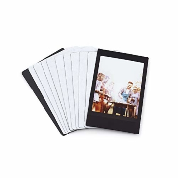 Instax Mini 3er Pack Monochrome, Skyblue, Black + Magnete - 4