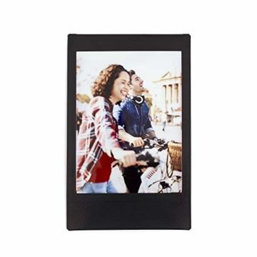Instax Mini 3er Pack Monochrome, Skyblue, Black + Magnete - 9